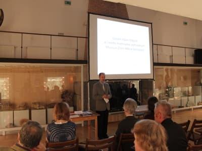 Møtet ble åpnet av regissøren Ryszard Szczęsny