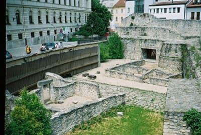 Fortsetter fra romertiden i Sopron