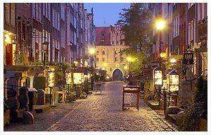 Bursztynowe ulice